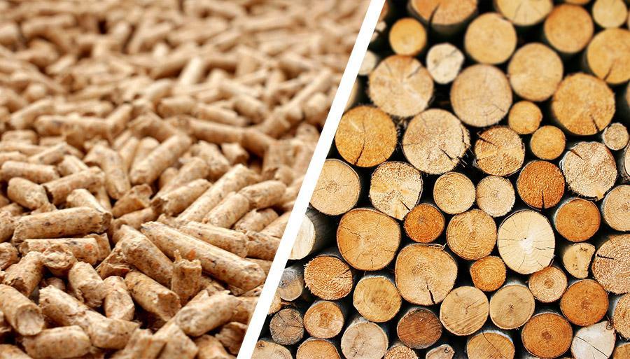 Differenze fra stufe a pellet e stufe a legna